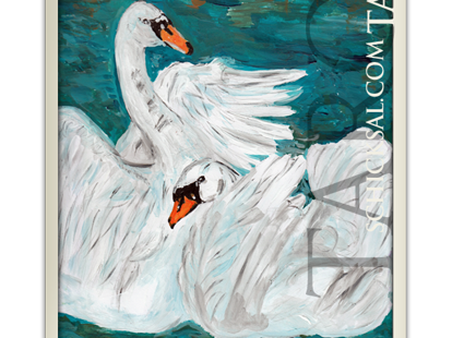 tarot card Harmony at fate tarot © Verlag Franz