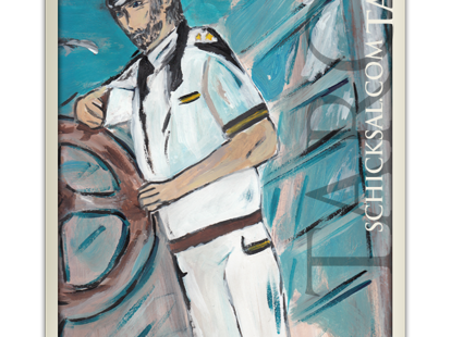 The Captain | Fate Tarot © Verlag Franz